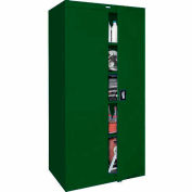 Sandusky Elite Series Storage Cabinet EA4R362472 - 36x24x72, Green