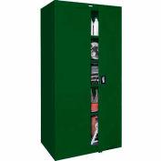 Sandusky Elite Series Storage Cabinet EA4R362478 - 36x24x78, Green