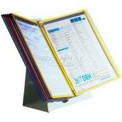 Tarifold® Desktop Organizer Starter Set, 30 Assorted Color Pockets
