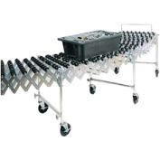 NestaFlex® 22618024-P Flexible Conveyor Polymer Skate Wheel 226 Lb./Ft.