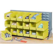 Bench Rack with Bins