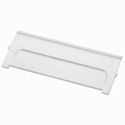 Quantum Clear Window WUS265 for Stacking Bin 550123 and QUS265 Pack of 6