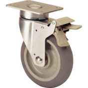 Hi-Tech Dual Locking Caster 400 Lb. Capacity