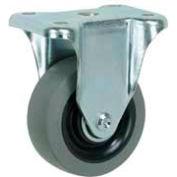 "Faultless Rigid Plate Caster 7793-3 3"" TPR Wheel"