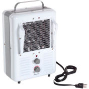 TPI Portable Electric Heater 188TASA Milkhouse 1500W Steel