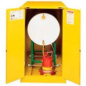 Drum Storage Self-Close Horizontal Storage