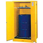 Drum Storage Self-Close Doors Vertical Storage