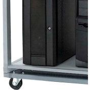 """24""""W Caster Base For Server Workstation"""