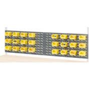 """Bin Panel Kit For 72"""" Bench"""