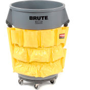 Rubbermaid Brute Waste Receptacle Caddy Bag
