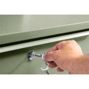 Cylinder Lock for Pucel Shop Desks