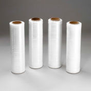 "Stretch Wrap Film 15"" x 1500' x 80 Gauge - Pkg Qty 4"