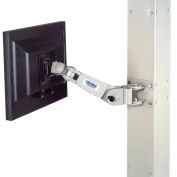 Flat Panel Monitor Arm - Beige