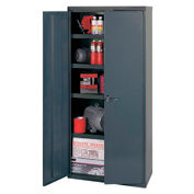 Heavy Duty Storage Cabinet 14 Gauge 36x18x72