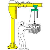 Collector Ring Assembly 506-31 for Abell-Howe® Heavy Duty Style B Floor Cranes