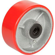 """5"""" x 2"""" Polyurethane Wheel - Axle Size 1/2"""""""