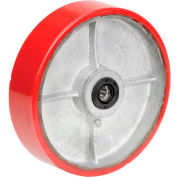 """8"""" x 2"""" Polyurethane Wheel - Axle Size 5/8"""""""