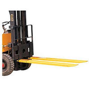 "Forklift Fork Tine Extension 5""W x 72""L - Pair"