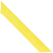 3' Female Ramp Yellow