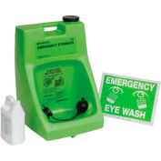 Fendall® Porta Stream I Eyewash Station - 6 Gallon With Solution