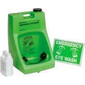 Fendall® Porta Stream I Eyewash Station - 6 Gallon With Solution