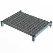 """36 X 24 Inch  Adjustable Height Steel Work Platform - 5""""H To 8""""H"""