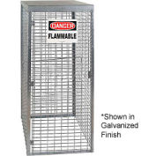 Cylinder Storage Manual 1 Door Vertical Cabinet
