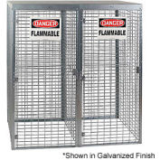 Cylinder Storage Manual 2 Door Vertical Cabinet