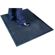 Cushion Step Mat Black 24x36