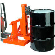 Wesco® Gator Grip® Forklift Single Drum Grab 240096 1600 Lb. Capacity