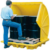 Eagle 1646RTC 4 Drum Rotary Top Containment Unit