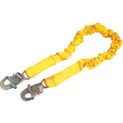 DBI/Sala® Shockwave 2 Absorbing Lanyard with Snap Hooks