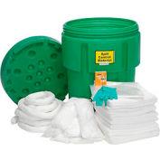 Spill Response Kit Petroleum Kit, 95-Gallon