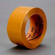 "3M Tartan Carton Sealing Tape 369 2"" x 55 Yds 1.6 Mil Tan - Pkg Qty 36"