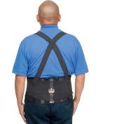 Ergodyne® ProFlex® 1100SF Standard Back Support, XL, Black