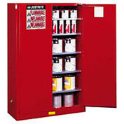 Paint & Ink Cabinet Self Close Double Doors Vertical Storage