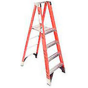 Werner 3' Fiberglass Platform Step Ladder 375 lb. Cap - P7403