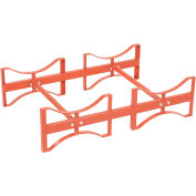 Wesco® Stackable Drum Rack 240026 for 2 Drums