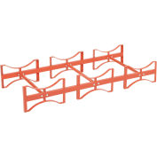 Wesco® Stackable Drum Rack 240027 for 3 Drums