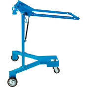 Portable Drum Lifter & Palletizer 800 Lb. Capacity