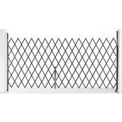 Global Industrial™ Single Folding Security Gate 7-1/2'W x 6-1/2'H