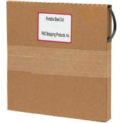 """Portable Steel Strapping, Replacement Coils in Self Dispensing Carton, 3/4"""" x .020"""" x 200'"""
