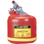 Safety Can Type I - 2-1/2 Gallon Polyethylene, 14261