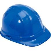 ERB™ 19956 Omega II Hard Hat, 6-Point Ratchet Suspension, Blue