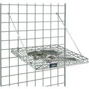 Chrome Wire Shelf 16 3/4 X 16 3/4
