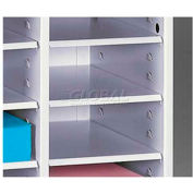 Additional Trays for Letter Size Literature Sorter - Gray