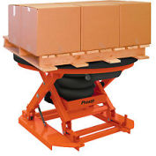 Solid Carousel Top for PrestoLifts™ P3-AA Pallet Positioner