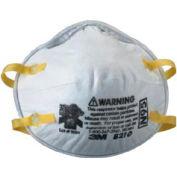 3M™ 8210 Particulate Respirator, N95, 20/Box