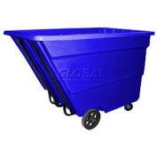 Bayhead Products Blue Medium Duty 2.2 Cubic Yard Tilt Truck 2200 Lb. Capacity