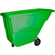 Bayhead Products Green Light Duty 5/8 Cubic Yard Tilt Truck 300 Lb. Capacity